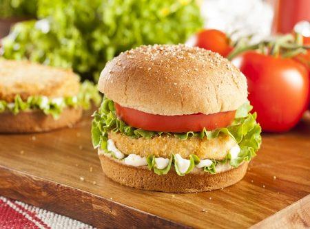 cach lam hamburger tom