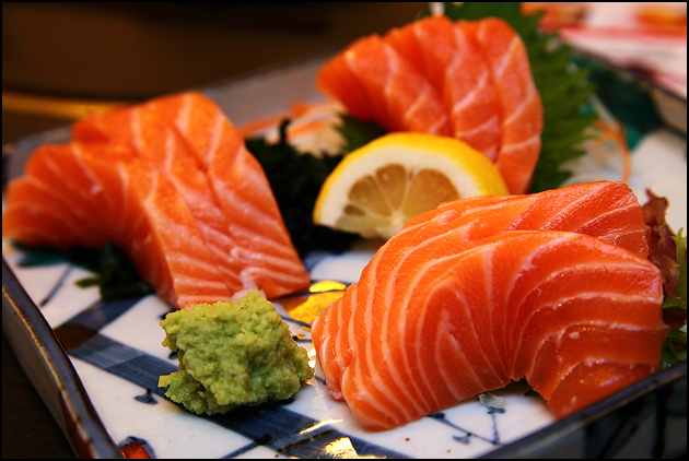 cach lam sashimi ca hoi 2